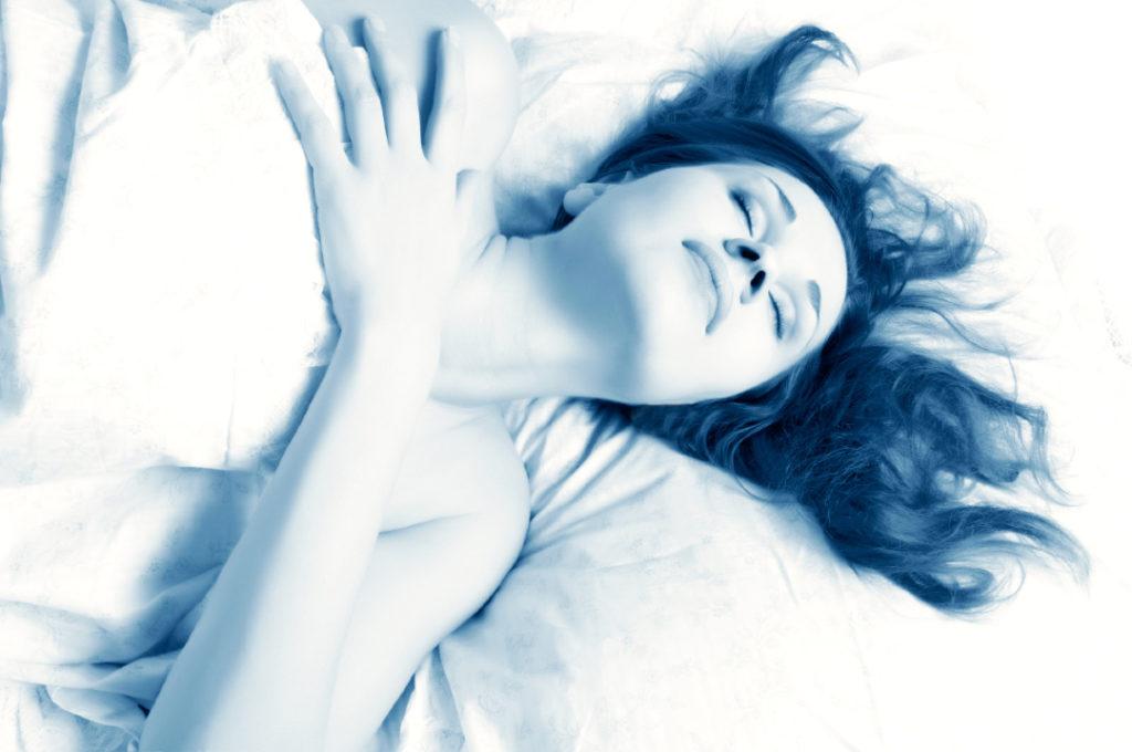 sleep orgasm